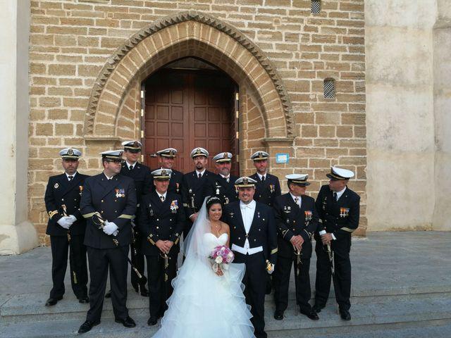 La boda de John  y Claudia  en Rota, Cádiz 8