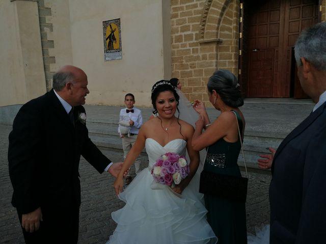 La boda de John  y Claudia  en Rota, Cádiz 9