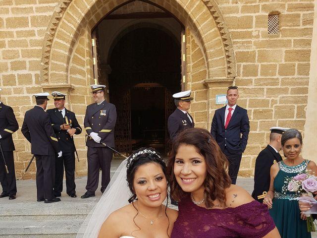 La boda de John  y Claudia  en Rota, Cádiz 10