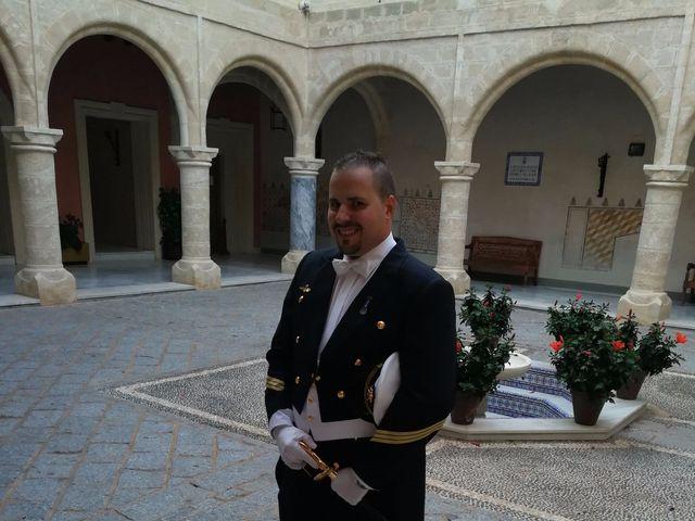 La boda de John  y Claudia  en Rota, Cádiz 12