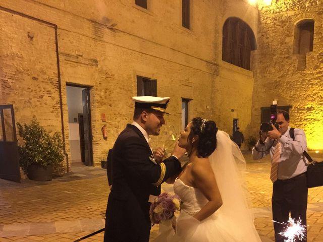La boda de John  y Claudia  en Rota, Cádiz 16