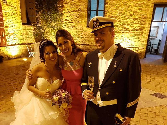 La boda de John  y Claudia  en Rota, Cádiz 21