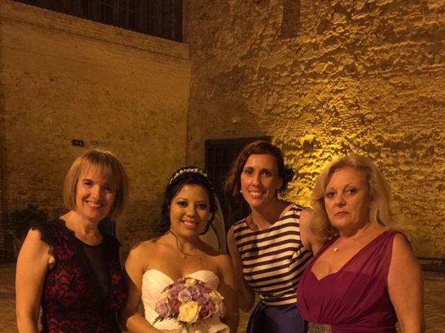 La boda de John  y Claudia  en Rota, Cádiz 22