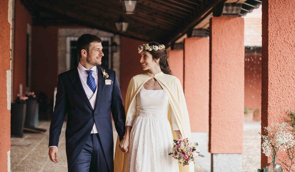 La boda de Héctor y Carolina en Collado Villalba, Madrid