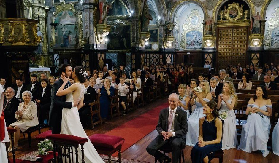 La boda de Salvador y Katherine en Alfajarin, Zaragoza