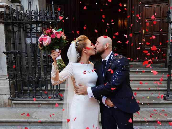 La boda de Magda  y Fran