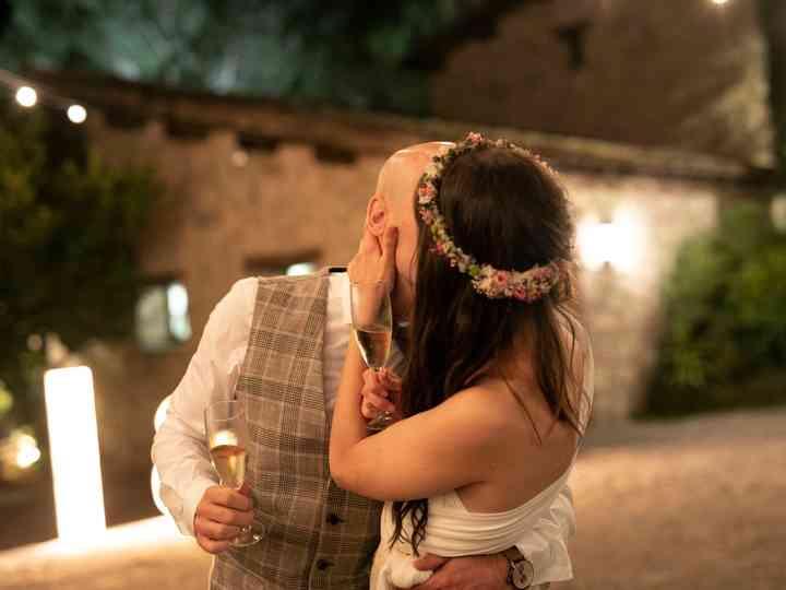 La boda de Ingrid y Xavi