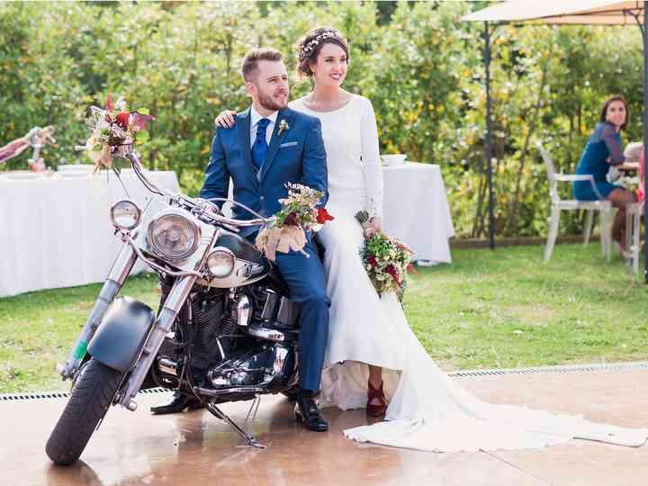 La boda de Zaira y Alex
