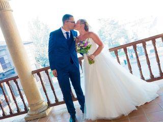 La boda de Judith y Rafi