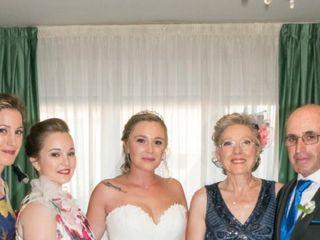 La boda de Judith y Rafi 2