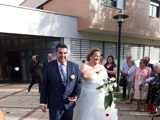 La boda de Dasnay   y Ángel