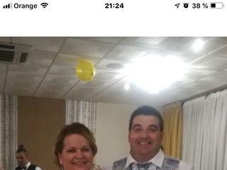 La boda de Dasnay   y Ángel   2