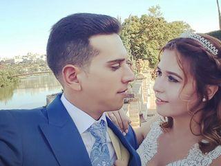 La boda de Elisabet  y Alejandro