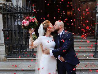 La boda de Magda  y Fran 1