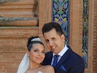 La boda de Jennifer y Francisco  y Francisco  3