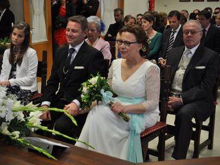 La boda de Javier y Nuria