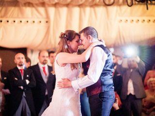 La boda de Ana Ester y José Ángel