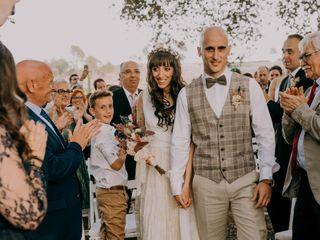 La boda de Ingrid y Xavi 1