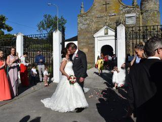 La boda de Nicole  y David
