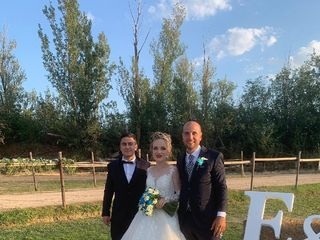 La boda de Eduardo y Elena  2