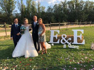 La boda de Eduardo y Elena