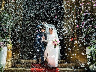 La boda de Rosario y Domingo
