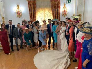 La boda de Rosario y Domingo 2