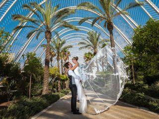 La boda de Zaira y Ruben