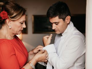 La boda de Fátima y Jose Antonio 3