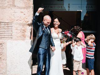 La boda de Sandra y Carlos