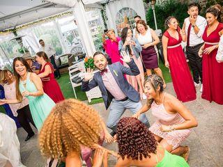 La boda de Mayra y Santy 1