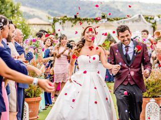 La boda de Mayra y Santy