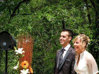 La boda de Ariadna y Enric 1