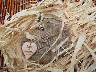 La boda de Ariadna y Enric 2