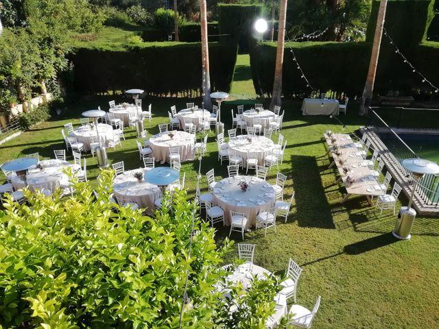 La boda de Fran y Magda  en Granada, Granada 6
