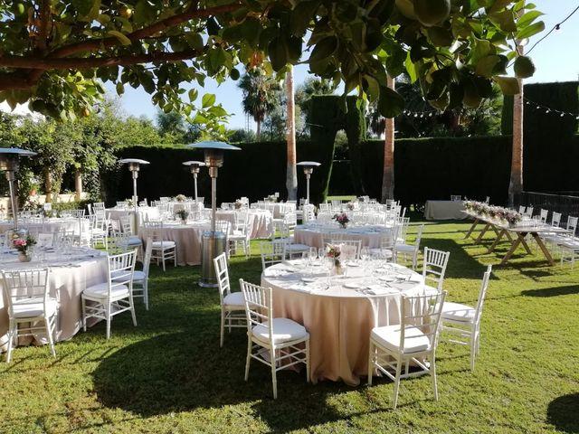 La boda de Fran y Magda  en Granada, Granada 11