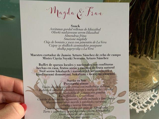 La boda de Fran y Magda  en Granada, Granada 20