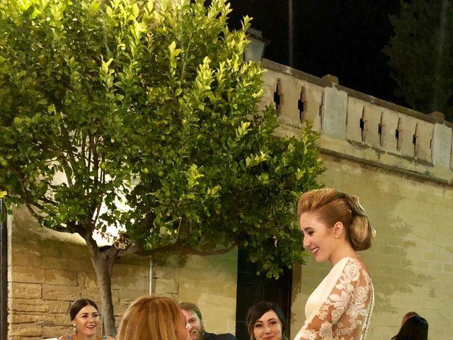 La boda de Fran y Magda  en Granada, Granada 22