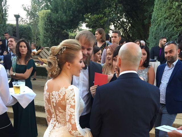 La boda de Fran y Magda  en Granada, Granada 23