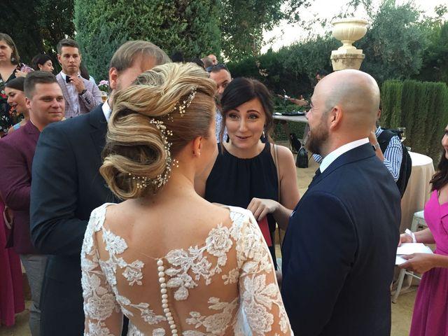 La boda de Fran y Magda  en Granada, Granada 24
