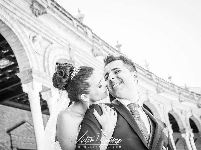 La boda de Francisco  y Jennifer y Francisco  en Dos Hermanas, Sevilla 1