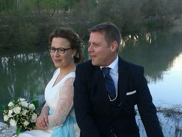 La boda de Nuria y Javier en Villarta De San Juan, Ciudad Real 3