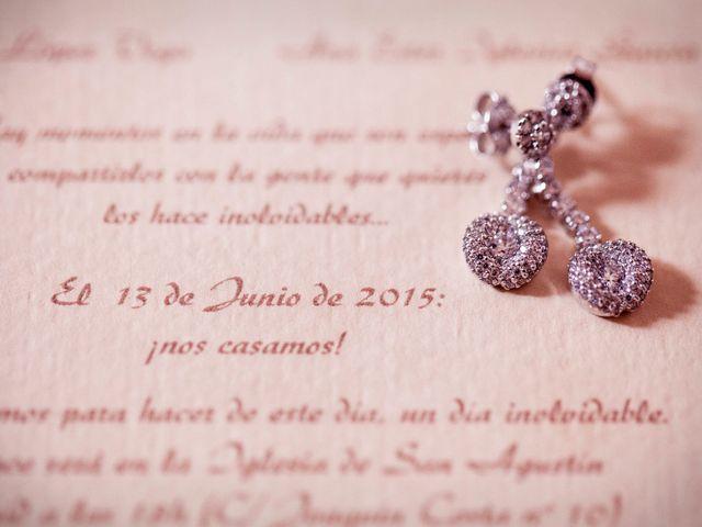 La boda de José Ángel y Ana Ester en El Molar, Madrid 7