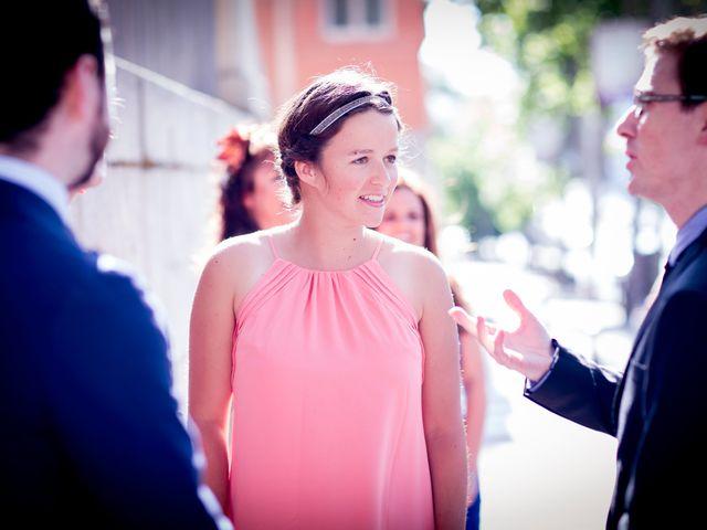 La boda de José Ángel y Ana Ester en El Molar, Madrid 18