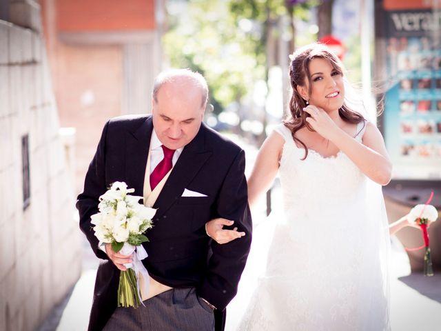 La boda de José Ángel y Ana Ester en El Molar, Madrid 22