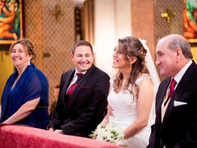 La boda de José Ángel y Ana Ester en El Molar, Madrid 28