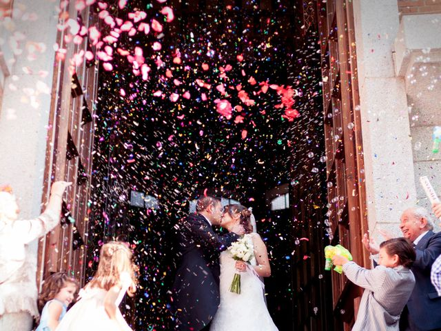 La boda de José Ángel y Ana Ester en El Molar, Madrid 35