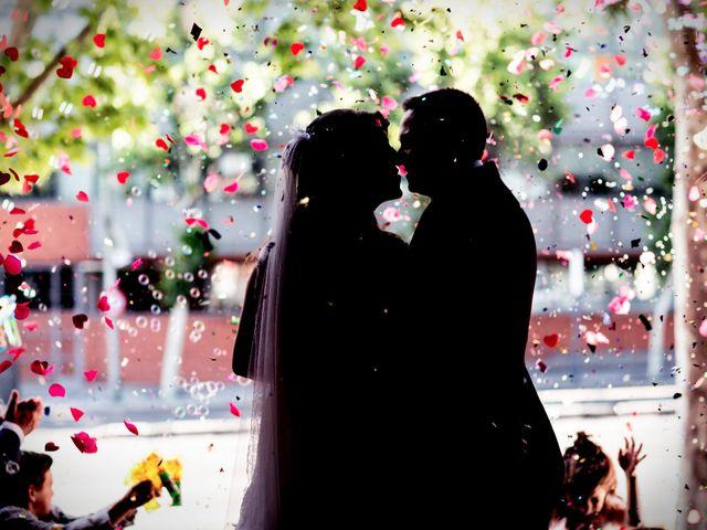 La boda de José Ángel y Ana Ester en El Molar, Madrid 36