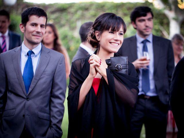 La boda de José Ángel y Ana Ester en El Molar, Madrid 45