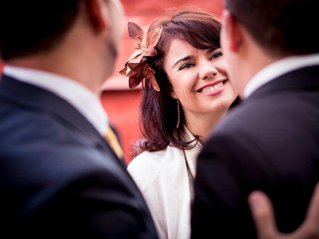 La boda de José Ángel y Ana Ester en El Molar, Madrid 46